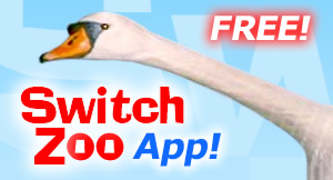 New! Switch Zoo App